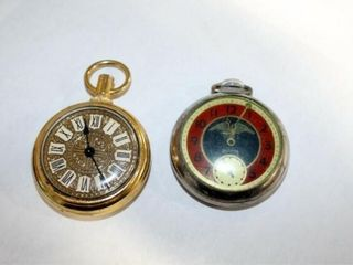 WestClox   Ingraham Pocket watches