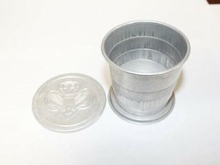 Girl Scout Aluminum Collapsible Cup