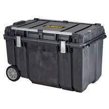 DEWAlT Tough Chest 38 in  63 Gal  Mobile Tool Box   MSRP  79 00