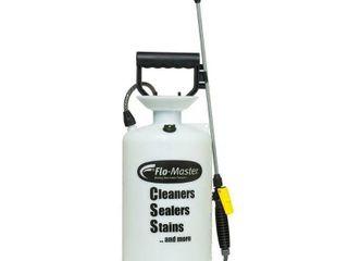 Fl Flo Master 2 gal  Deck Sprayer   MSRP  17 99
