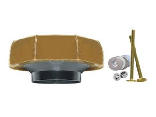 Fluidmaster Reinforced   Extra Thick Wax Ring Bronze Oil Rubbed   MSRP  6 99