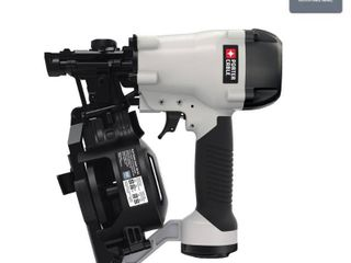 Porter Cable Pneumatic 15 Degree Coil Roofing Nailer   MSRP  199 00