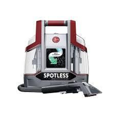 Hoover Professional Series Spotless Portable Carpet Cleaner   Upholstery Spot Cleaner   MSRP  119 00