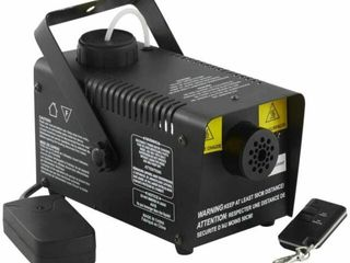 Home Accents Holiday 1000W Fog Machine   MSRP  44 99