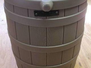 Rain Wizard 50 Gallon Rain Barrel   MSRP  129 00