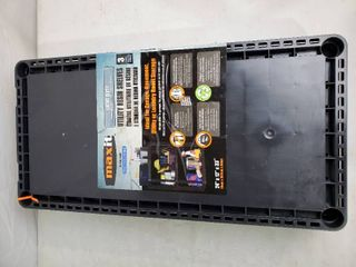 Maxit 3 Shelf light Duty Unit   Black   MSRP  16 99