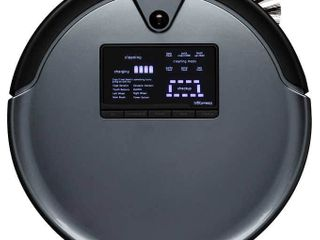 bObsweep PetHair Plus Robotic Vacuum Cleaner and Mop  Charcoal   MSRP  399 99