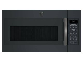 GE Adora Series 1 9 Cu  Ft  Over the Range Microwave with Sensor Cooking   MSRP  519 00