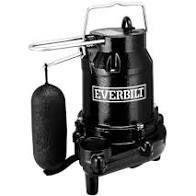 Everbilt 3 4 HP Pro Snap Action Sump Pump   MSRP  216 00