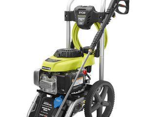 RYOBI 3000 PSI 2 3 GPM Honda Gas Pressure Washer   MSRP  369 00