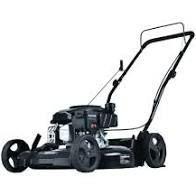 PowerSmart 21 in  170 cc Gas 2 in 1 Walk Behind Push lawn Mower   MSRP  169 00