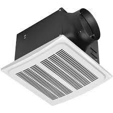 Hampton Bay 140 CFM Ceiling Mount Quick Connect Humidity Sensing Bathroom Exhaust Fan   MSRP  119 00