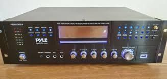 Pyle USA Wireless BT Home Theater Preamplifier