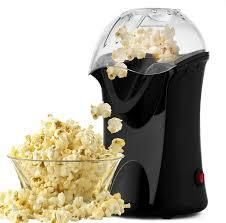 Hot Air Popcorn Maker w  Measuring Cup