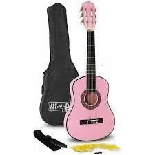 Music Alley 6 String Junior Classical Guitar