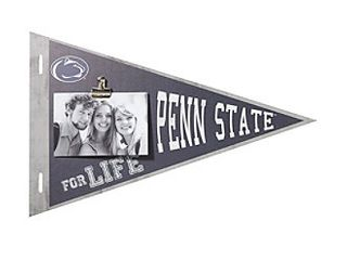 Kindred Hearts NCAA Penn State Pennant Clip It Frame