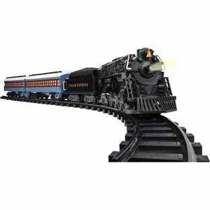 lionel The Polar Express Electric Model Train Set