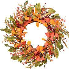 DearHouse Fall Wreath