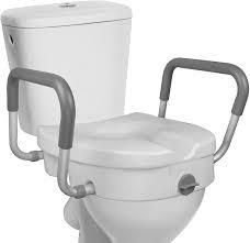 RMS Universal Elevated Toilet Seat