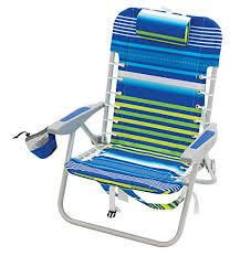 Rio Brands Backpack lace Up Suspension Folding Beach Chair