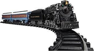 lionel Model Train Set