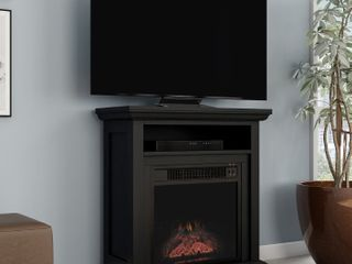 Northwest 80 fpwf 3 Electric Fireplace Tv Stand  29  Freestanding Console With insert black