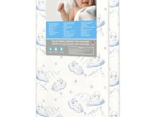 Dream On Me 3  Inner Spring Play Yard Mattress