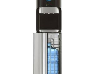 Brio Bottom loading Water Cooler Water Dispenser Essential Series   3 Temperature Settings   Hot  Cold   Cool Water   Ul Energy Star Approved