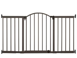 Summer Infant Extra Tall Walk Thru Expansion Gate   Metal