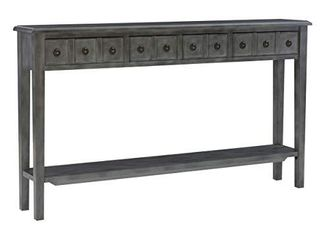 Powell Kelly Console  Grey