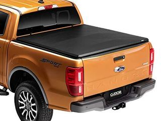 Gator ETX Soft Tri Fold Truck Bed Tonneau Cover   59310   Fits 1982   2011 Ford Ranger 7  Bed   Made in the USA