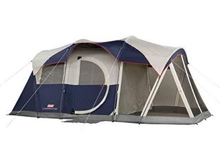 Coleman Elite WeatherMaster 6 Screened Tent Multi Colored 6l x 9W ft   Screened Area
