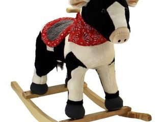 Animal Adventure Farm Rocker  Cow