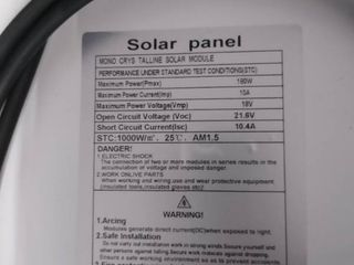 Solar Panel    Not Inspected   See Pics for Details