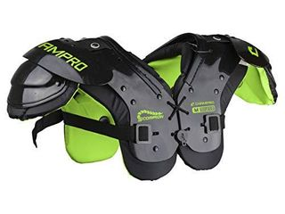 CHAMPRO Scorpion Youth Football Shoulder Pad  Colors Vary