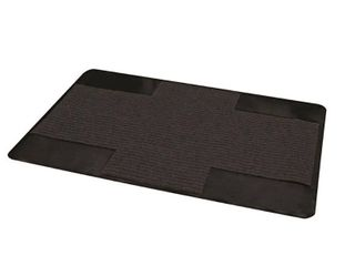 Nexgrill Rolling Grill Mat  Black   Grey