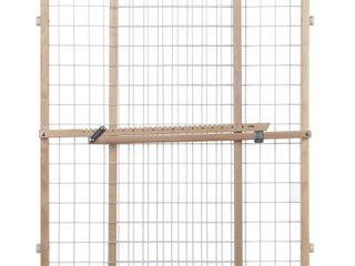 North States Industries Supergate Extra Wide Wire Mesh Gate