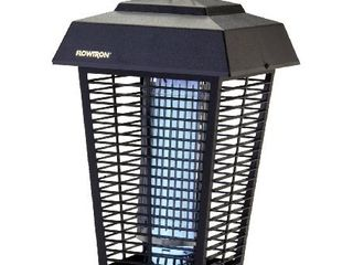 Flowtron BK 80D 80 Watt Electronic Insect Killer  1 1 2 Acre Coverage USED