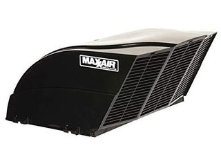 MAXXAIR 00 955002 Black Fanmate Cover with Ez Clip Hardware