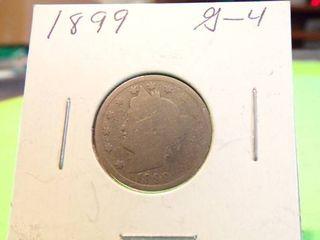 1899  V  NICKEl G4