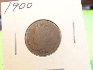 1900  V  NICKEl