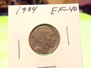 2 BUFFAlO NICKElS 1935  1934