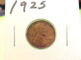 1925 WHEAT PENNY