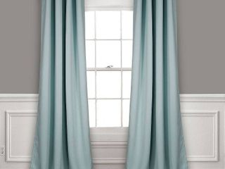 Insulated 52  x 108  Blackout Curtain Set