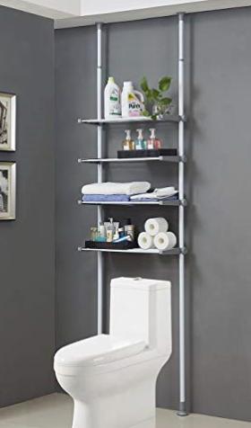 Over Toilet Shelf AZ OTS 1911 A