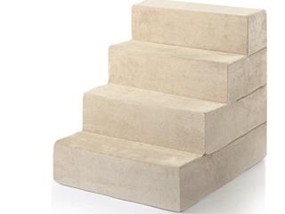 Zinus Step Comfort Pet Stairs pet Ramp pet ladder