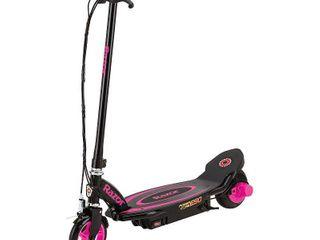 Razor PowerCore E90 2 Wheel Scooter   Pink
