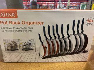 AHNR Pot Rack Organizer
