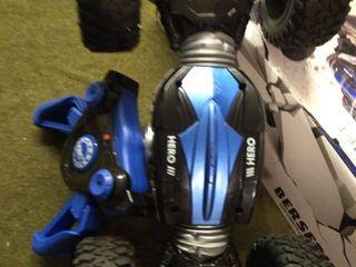 Berserker  4WD Remote Control Stunt Car Series  Remote Control Stunt Designation