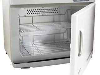 Forpro Premium Hot Towel Warmer  Uv Sterilization  Allows For Mask Sterilization